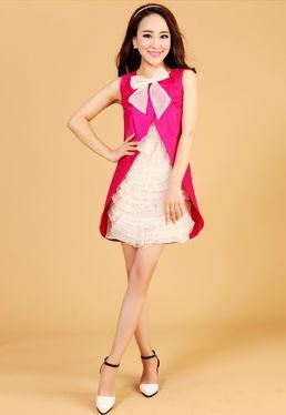 精品女装唯美时尚让女人更自信