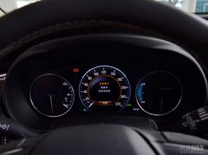 ...0T AT四驱全能运动旗舰型 ——仪表盘官方油耗(L):6.3 90km/h等速...