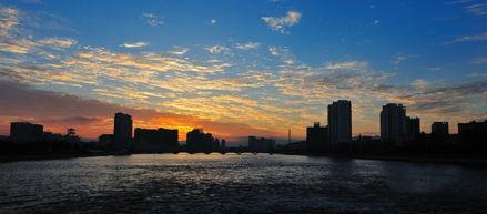 春天的南方小城——台州