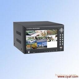 监控主机价格 八路带7寸显示屏嵌入式网络硬盘录像机批发价格 深圳市