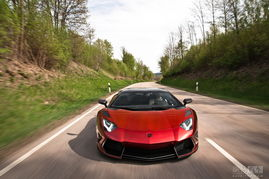 静态图解 Mansory Lamborghini Aventador LP700图解