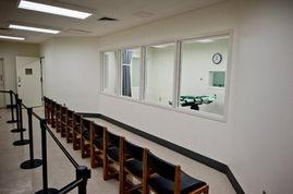 曝光 美国监狱死刑注射室