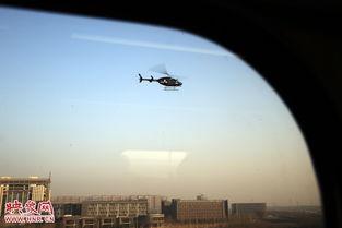 ...1交广号直升机一路追拍首趟城铁.-郭庚茂 郑开城铁处处是风景