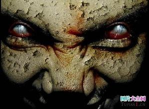 最吓人的鬼图片让你晚上做噩梦
