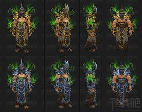 魔兽世界20套装怎么获得 魔兽世界t20套装属性