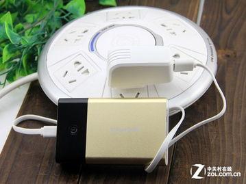 充电篇 双输出接口最大电流2.1A