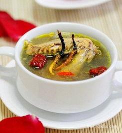 秋季喝什么汤好 美食天下芸豆冬瓜炖鸽子的做法