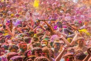天策最脏教学背景音乐-和泰国的泼水节类似,印度的洒红节也是一个印度北部人庆祝新年的节...
