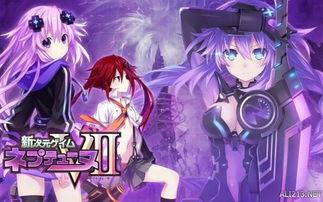 战斗系统公开 新次元游戏海王星VIIR 迎来更新