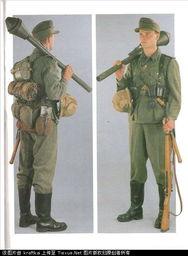 二战德军轻武器主要装备
