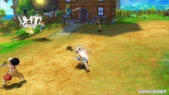 海贼王无尽世界R将重制 8月24日登陆PS4 Switch