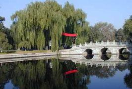 北京大学校园风光欣赏