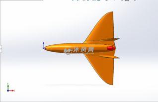 玩具飞机模型建模