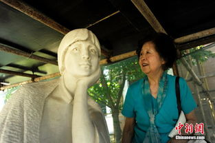 姐和弟干18p图-...(笔名心笛)及弟弟浦大祥教授来到位于中国现代文学馆冰心先生...