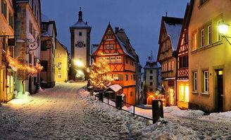 ...各具特色的欧洲小镇 全文