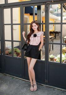 超好看的韩国服装模特美女 2