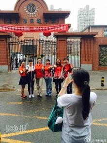 北京高考首日 考生走错考场 交警开车送达