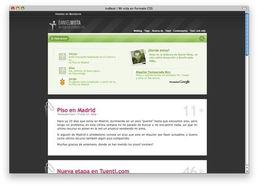 100个漂亮的博客 Blog 网页设计