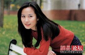 07俞飞鸿杭州美女俞飞鸿,毕业于北京电影学院,因电视剧《牵手》...