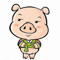 属猪人微信头像吉祥发财图片 微信头像图片大全