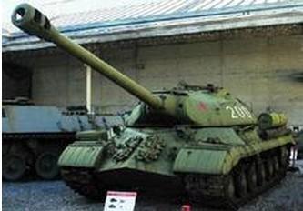 苏联IS-3重型坦克-IS 苏联系列重型坦克系列 搜狗百科