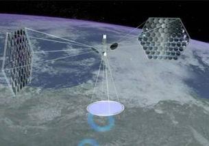 ...有能力率先建成空间太阳能电站 或领跑全球