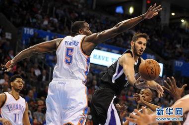 NBA常规赛 雷鸣胜国王