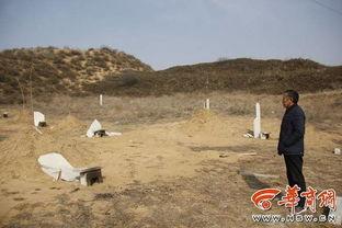 ...村40余墓碑 神木7名村干部被刑拘