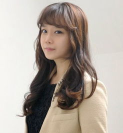 女生刘海发型图片,修饰脸型更显瘦,发型设计知识-女生刘海发型图...
