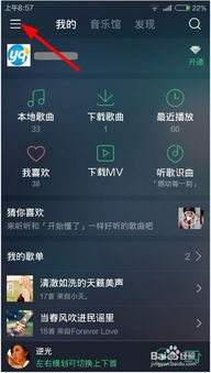 手机QQ音乐,可以换自定义背景主题吗 就是换成自己的照片