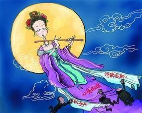 小村神医 杜名-全国很多地方都有嫦娥奔月的传说.江西宜春明月山据说就有嫦娥奔月...