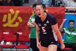 全国成人色图网-...三届全运会女排成年组决赛在江苏与上海两队之间打响,实力占优的...