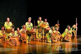 黄河 风情 歌舞团
