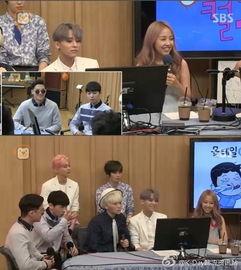 组合TEEN TOP出演节目,   跟听众分享了很多的故事.   这天MC提到...