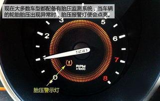 汽车仪表盘指示灯详细图解