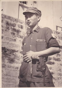 东江纵队-香港黄光明先生拍的老照片