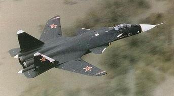 夺翼-俄罗斯苏-47型前掠翼技术验证机