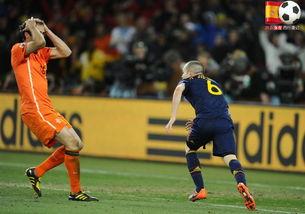这一次欲哭无泪的是荷兰,无冕之王的世界杯美梦彻底破灭-巴萨一代...