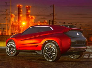 插电式混动 三菱全新紧凑SUV概念车发布