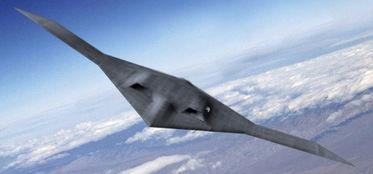 ...罗普格鲁曼无人飞翼方案.-美媒 中国科学家工资高 将成世界科技主宰