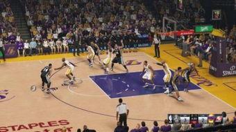 NBA 2K16 公布 再刮篮球旋风