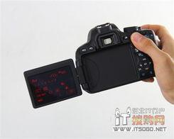 相机与众不同 佳能650D套机售价6499