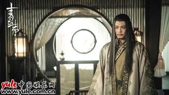 青云志2 鬼王 抢镜 傅程鹏演绎枭雄悲情的一生