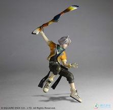 《最终幻想13》角色静态人偶-最终幻想13 角色人设公布 12月上市