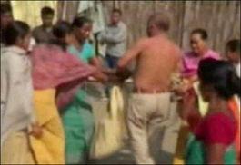 ...一官员潜入民宅强奸女子 遭村民群殴