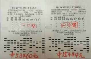 邯郸11选5中奖达人 喜获68904元 -河北体彩网!