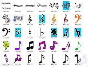 怎么样才能看出五线谱中的半音阶音符