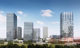 中央广场位处于科学城科学大道与神舟路交界处,占地10万方,总建筑...