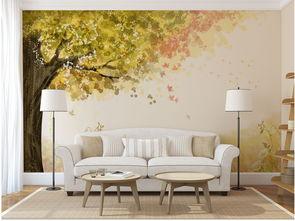 我图网-客厅背景墙壁画 16027339 其它