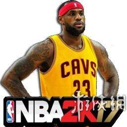 NBA 2K17 球星版 詹姆斯图标